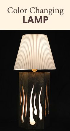 Enhance the atmosphere with mood lighting.