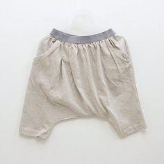 M&J Baggy Banding Pants (4C) — jujubunnyshop