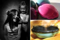 Teeny Genie & Knot Genie Hair Brush 33-50% off on #KidSteals - This brush is amazing! It gets all the tangles out of kids hair without hurting their sensitive heads.