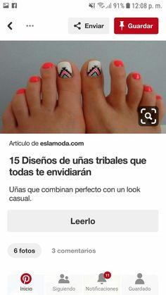 Hair Beauty, Nails, Tribal Nail Designs, Finger Nails, Ongles, Nail, Cute Hair, Manicures