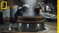 A 750-Year-Old Secret: See How Soy Sauce Is Still Made Today | Short Fil...