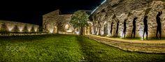 Castello Svevo - Panoramica del Castello Svevo ©2016  Museo delle belle arti!  FB: https://www.facebook.com/Sasametal/?ref=aymt_homepage_panel
