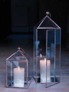 Copper Lanterns | Cox & Cox #SleepSanctuary