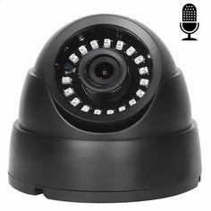 1080 p hd 2mp  audio video kamera hi3516c imx322 dome ip-kamera h.264  p2p  onvif #Affiliate