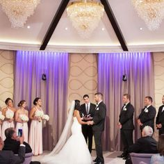 ARIA creates weddings like no other for couples who gave in  to the seduction of love and want to celebrate in the bright lights of Las Vegas.