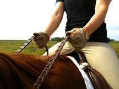 6 weird exercises to help you ride better, but before u post a comment PLEASE READ the whole damn article. Some commenters shouldn't be allowed to drive a car, let alone ride a horse! Lol