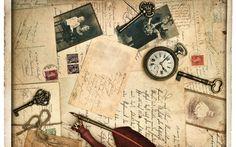 Ideas for a vintage coffee shop Vintage Abbildungen, Images Vintage, Vintage Soul, Vintage Roses, Vintage Pictures, Vintage Paper, Pretty Pictures, Time Pictures, Vintage Cards