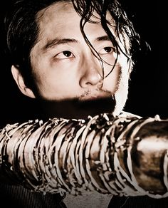 We will miss u glenn u will not be forgotten. ❤️ still makes me cry seeing him ugh! Seven years and seasons. Twd wont be the same without u