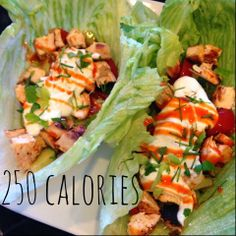 Twins + One, How Mama Got Her Groove Back: Buffalo Chicken Wraps with Ranch Greek Yogurt 24 day challenge clean eating advocare low carb low calorie homemade dressing Franks red hot Low Carb, Chicken Wraps, Ranch Greek, Clean Eating Chicken Zucchini, Chicken Lettuce Wraps, Healthy Food, Greek Yogurt, Hot Sauces, Buffalo Chicken