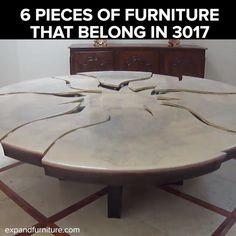 This Furniture Belongs In The Future // #furniture #home #decor #future #nifty