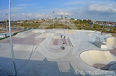 Skate Park - Download From Over 28 Million High Quality Stock Photos, Images, Vectors. Sign up for FREE today. Image: 48490277