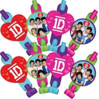 One Direction Party Supplies - One Direction Birthday - Party City