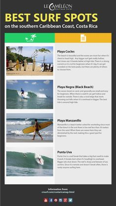 What is your favorite surf spot in Puerto Viejo area?