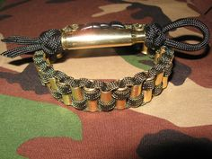 Bullet Shells Paracord BRACELET _____________________________ Reposted by Dr. Veronica Lee, DNP (Depew/Buffalo, NY, US)