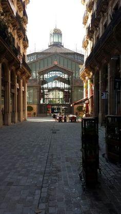 Barcelona. Borne. Today by twoflight.com