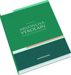 Kirjassa perehdytään arvonlisäverotuksen tulkinnanvaraisuuksiin ja ongelmatilanteiteisiin ja tarjotaan argumentteja myös uudenlaisten tulkintaongelmien ratkaisuun.