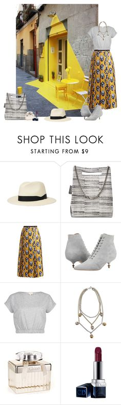 """""""sunshine"""" by fufuun ❤ liked on Polyvore featuring rag & bone, Jil Sander, Gucci, Vivienne Westwood, Alexander McQueen, Free People and ucetmal"""