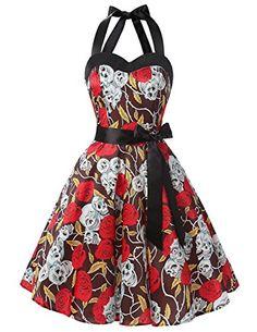 Dresstells® Halter 50s Rockabilly Polka Dots Audrey D... https://www.amazon.co.uk/dp/B01HGNOC2U/ref=cm_sw_r_pi_dp_o.eOxbNA5BNHV