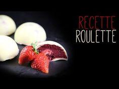 Dôme de chocolat blanc aux fruits rouges !