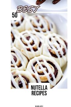 These delicious 50 Easy Nutella dessert recipes. Enjoy Nutella Brownies, Nutella Cookies and even Nutella are incredibly easy to make. Nutella Pizza, Nutella Brownies, Fudge Brownies, Nutella Cookies, Brunch Recipes, Breakfast Recipes, Dessert Recipes, Breakfast Ideas, Nutella Recipes