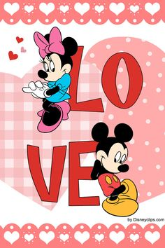 Mickey and minnie wallpaper phone y love . Mickey And Minnie Love, Mickey And Friends, Mickey Minnie Mouse, Disney Mickey, Minnie Mouse Pictures, Disney Pictures, Love Wallpaper, Disney Wallpaper, Disney Pins
