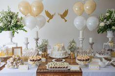 Ideias para decoração de festa de Batizado de menina! Para as famílias católicas, o batizado é um momento muito especial.