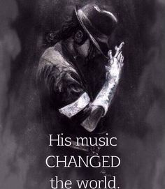 his music change not only the world but pop music