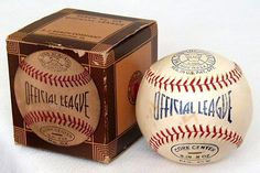 1920's Antique Baseballs after my Great Grandfather ran out on his family, my Great  Grandmother sewed baseballs for the Worth co. based in her town of Tullahoma Tenn. This piecework kept her two kids from starving.