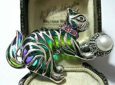 Sterling Silver Bear Pendant with Brooches pin Navajo G Delgarito Vintage