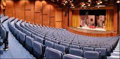 Théâtre de Marens à Nyon, canton de Vaud. www.3a3.ch Canton, Four Square, Basketball Court, Beautiful Places