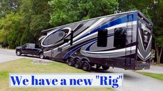 Our new Momentum by Grand Design Truck Bed Camper, Popup Camper, Fifth Wheel Campers, Shed To Tiny House, Toy Hauler, Grand Designs, Old Models, Rv Life, Outdoor Camping