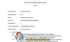 RPP Kelas 4 Hasil Revisi Kurikulum 2013 Tahun 2016 Semua Tema - RPP K13 Kelas 4 Administrasi K13