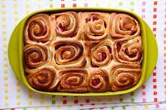Joy the baker, Lemon Raspberry rolls