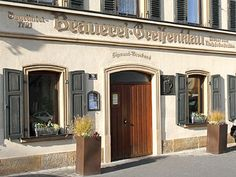 Zugang zur Brauerei Greifenklau in Bamberg