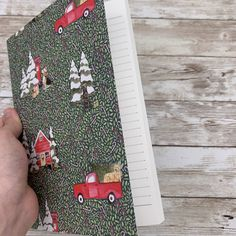 Notebook- Dog Christmas