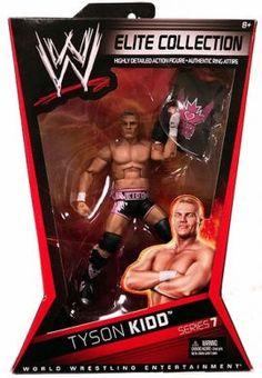 WWE Mattel Elite Series 7 Tyson Kidd Action Figure