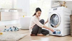 Miele - 5 year parts and labour warranty included on Selected Washing Machines & Tumble Dryers