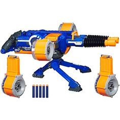 Nerf Brings out the Big Guns!