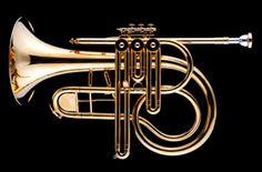 Schagerl bass trumpet