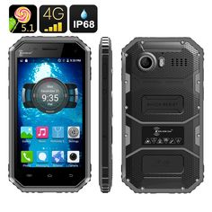 3f3a026d9f9 Conquest S11 Rugged Phone – IP68, Octa Core CPU, 6GB RAM, Android 7.0.  celular market