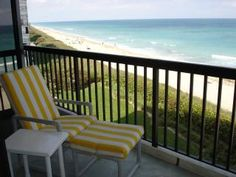 Vacation rental in Hutchinson Island from VacationRentals.com! #vacation #rental #travel Hutchinson Island, Beach House, Condo, Places To Visit, Deck, Cabin, Vacation, Outdoor Decor, Travel