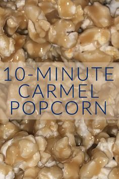 Ooey, gooey, caramel popcorn that stays that way for days! Ooey, gooey, caramel popcorn that stays that way for days! Halloween Popcorn Balls Recipe, Caramel Popcorn Balls Recipe, Caramel Corn Recipes, Popcorn Recipes, Carmel Popcorn Recipe Easy, Sweet Popcorn, Candy Popcorn, Popcorn Maker, Homemade Popcorn