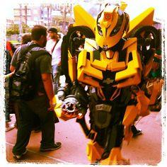 Transformers #comicconit #comicconsw #comiccon #sdcc