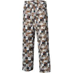 Pantalón estampado con cintura elástica Referencia  B1509 Marca:  WorkTeam  Pantalón estampado con cintura elástica y dos bolsillos laterales. Acabado antimanchas.