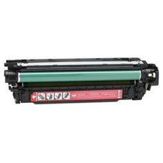 Toner Hp CE253A Magenta Compatível  Durabilidade: 7.000 páginas - Para uso nas impressoras: HP LASERJET CP3525x, CP3525n, CP3525dn, CM3530fs MFP, CM3530 MFP  Modelo: CE253A  Garantia: 90 Dias  Referência/Código: TCHCE253A