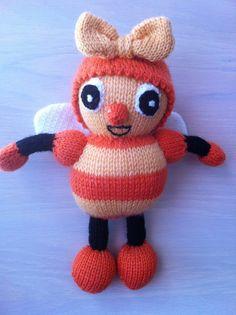 fiche explicative mireille l'abeille, Enfant, Poupées et jouets, doudou - PrimaCréa