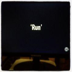 #Dexter #Run Dexter, Running, Dexter Cattle, Keep Running, Why I Run