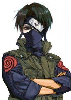 Naruto » Fanart | Shingeki no Kyojin x Naruto Crossover | #levi #kakashi ~Badass x Badass = Badass²