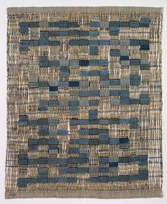 Anni Albers - Tikal, Cotton, 30 x 23 in Anni Albers, Josef Albers, Textile Patterns, Textile Design, Bauhaus Textiles, Abstract Geometric Art, Tikal, Piet Mondrian, Weaving Textiles