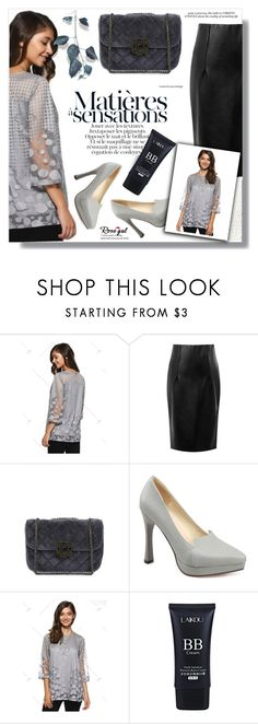 """Work Wear"" by sans-moderation ❤ liked on Polyvore featuring rosegal"